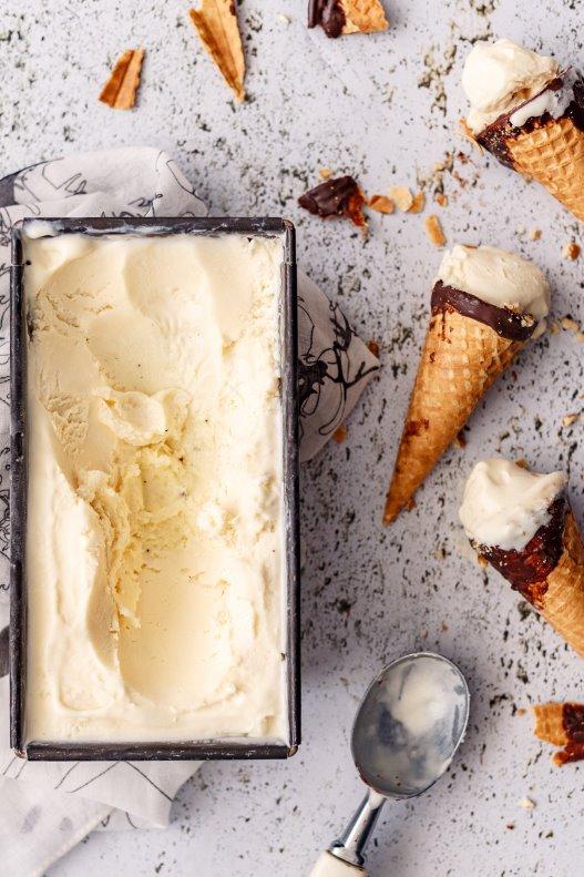 גלידת וניל