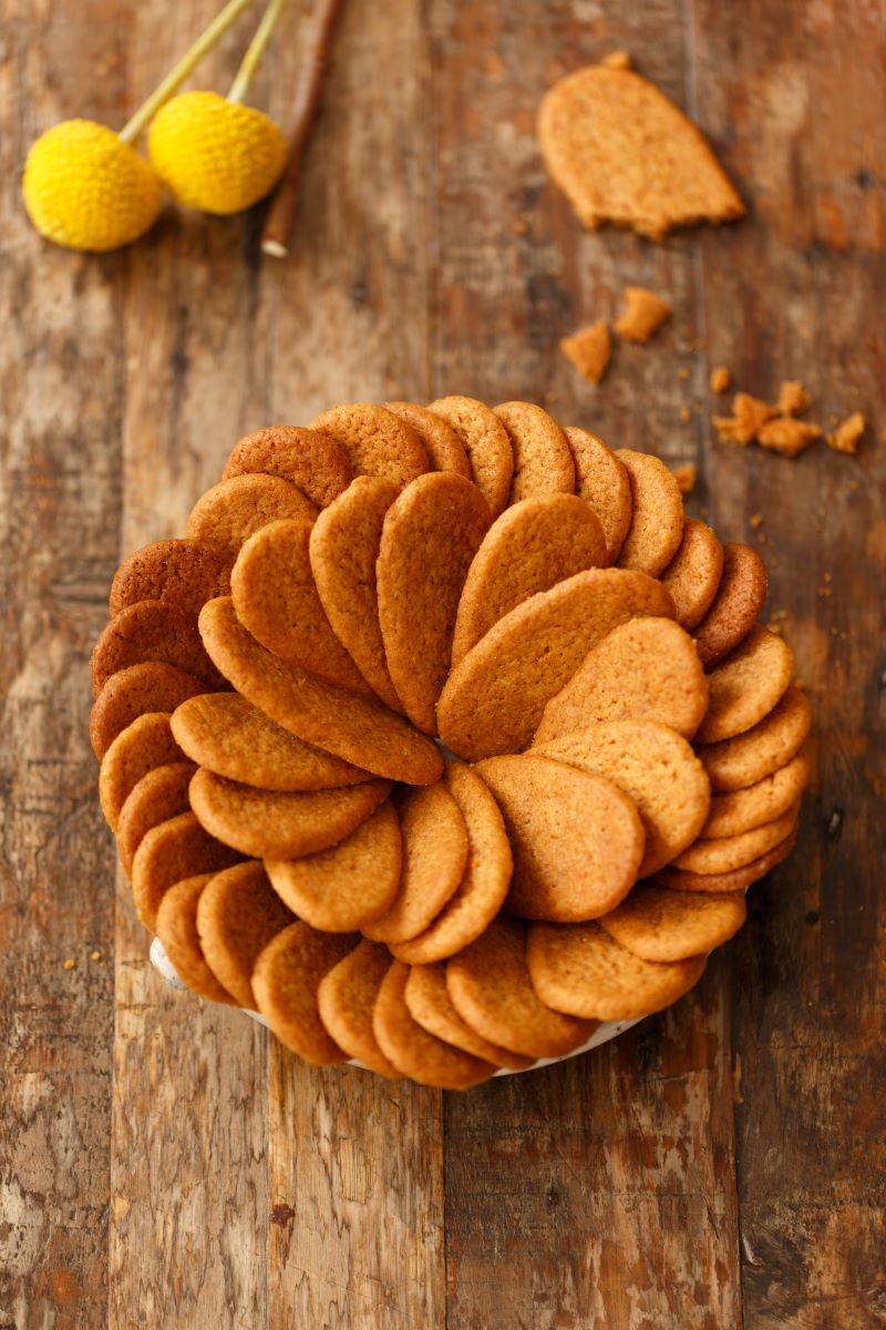 עוגיות פריכות קרמל