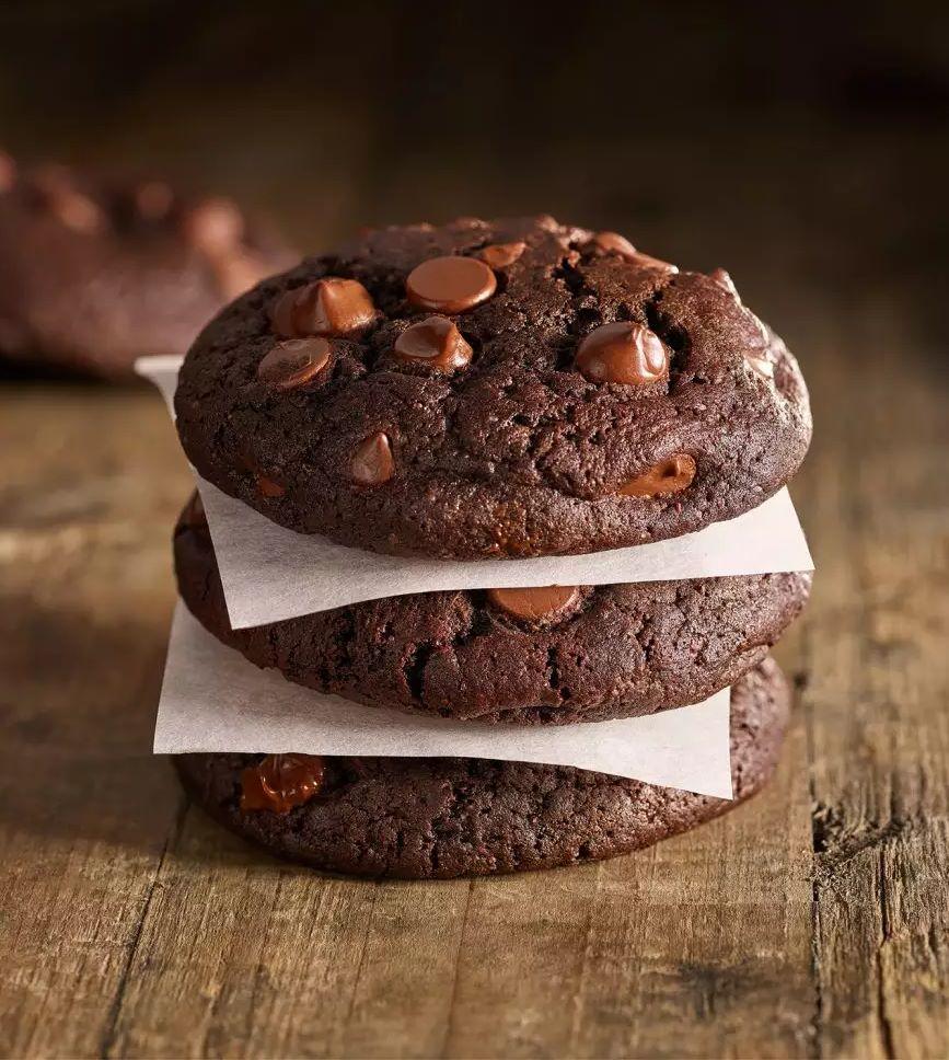 עוגיות חמאה שוקולד