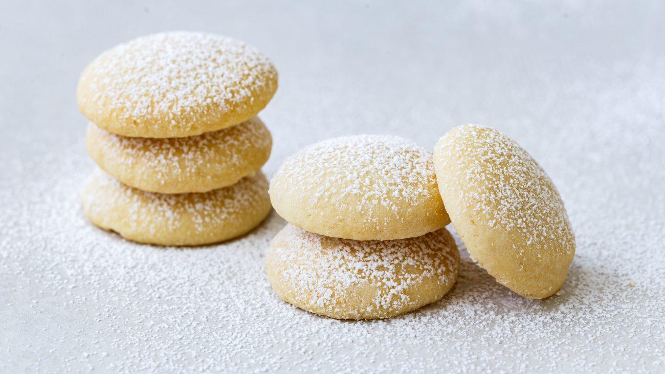 עוגיות וניל רכות